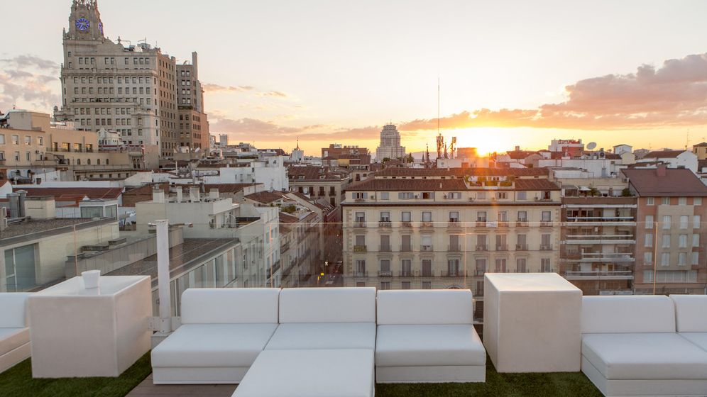 Foto: El hotel Oscar Room Mate será uno de los tres que permanezca abierto