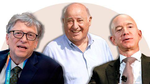 Estas son las personas más ricas de España y del mundo en 2019