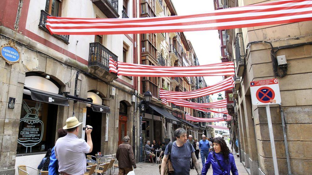 Barcelona y Bilbao, dos maneras opuestas de vivir una final de Copa