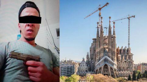 Detenido un hombre al entrar con munición en la Sagrada Familia