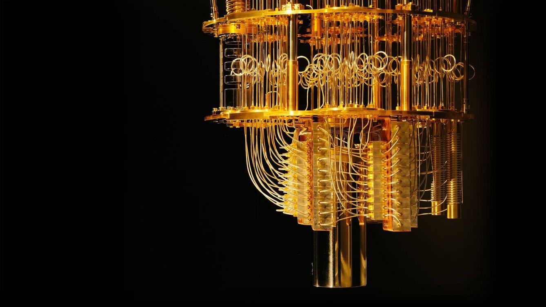Foto: El ordenador cuántico de IBM (IBM)