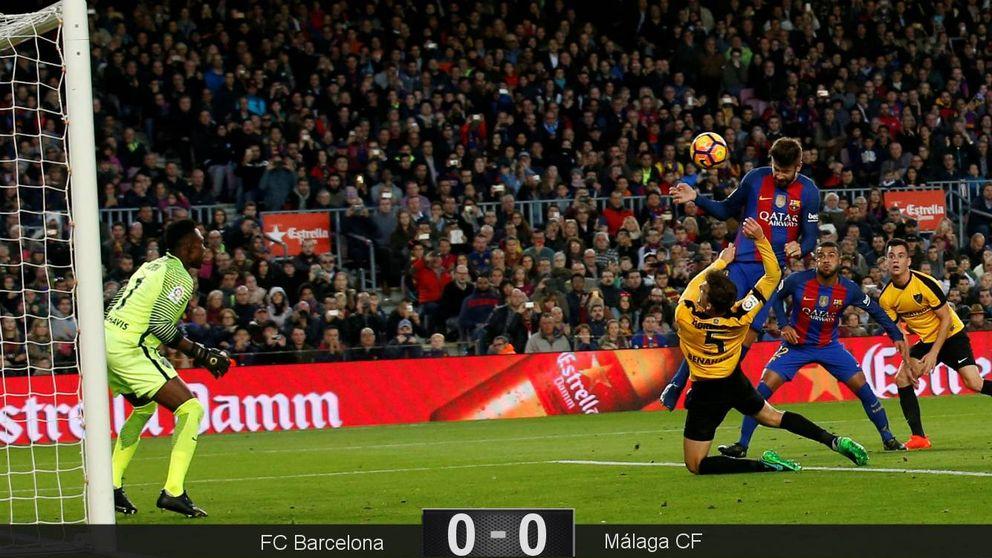 Sin Messi y Suárez el Barça es más vulgar