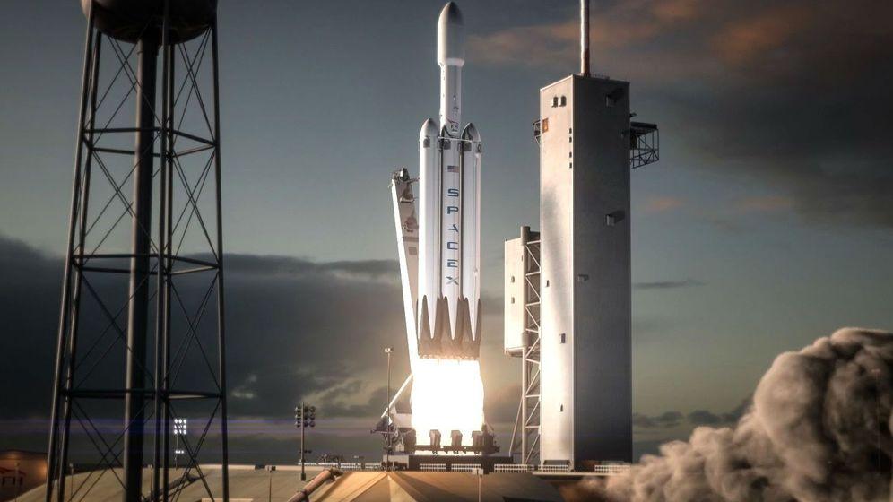 Foto: (SpaceX)