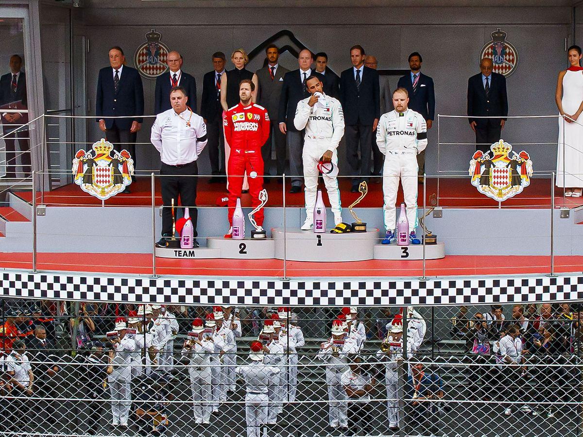 Foto: El ambiente y entorno del GP de Mónaco no tiene igual en el automovilismo ni en otras carreras de la F1.
