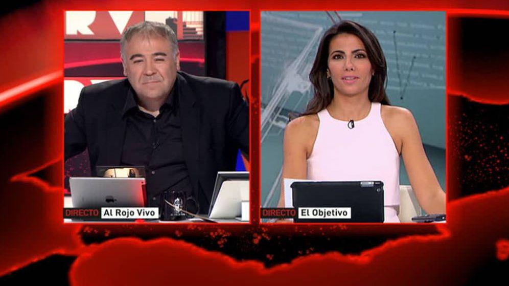 Foto: Ferreras y Pastor, referentes informativos en La Sexta.