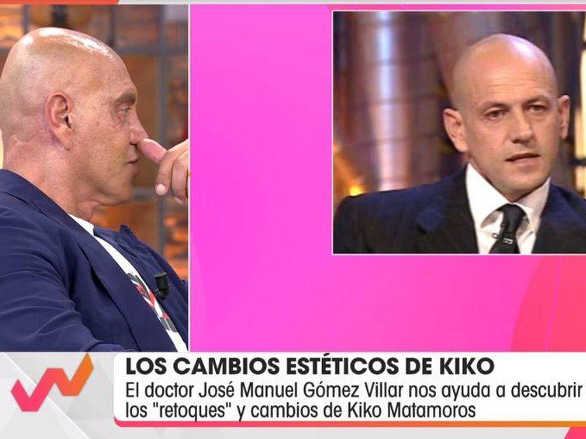 Foto: Kiko Matamoros, en 'Viva la vida'. (Mediaset España)