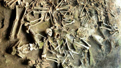 Descubren los restos del 'último fugitivo' de la erupción del Vesubio del año 79 d. C.