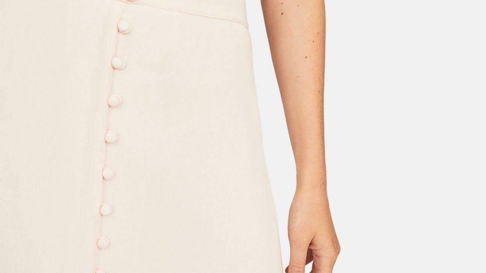 Esta falda de Stradivarius es lo más trendy que vas a ver estas rebajas