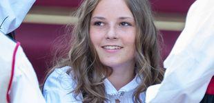 Post de Ingrid de Noruega prepara su confirmación (a la que debería ir el rey Felipe)