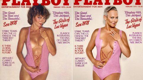 'Playboy' recrea 7 míticas portadas con las mismas modelos 30 años después