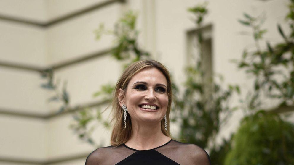 Ainhoa Arteta se casa con su novio, el capitán de navío Matías Urrea