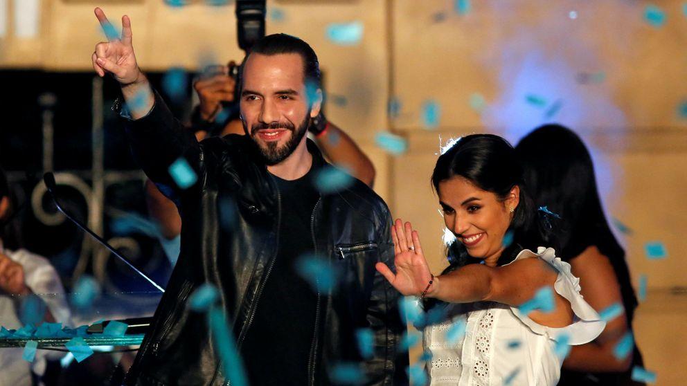 El Salvador da un giro a la derecha con triunfo de Bukele en presidenciales