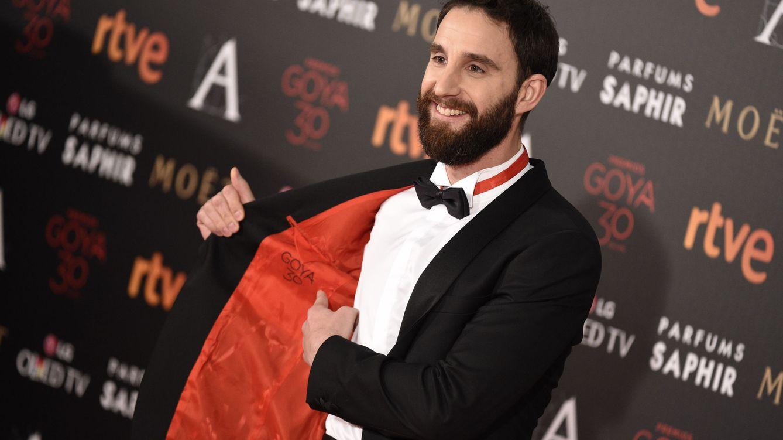 Foto: Dani Rovira en la alfombra roja de los Premios Goya 2016