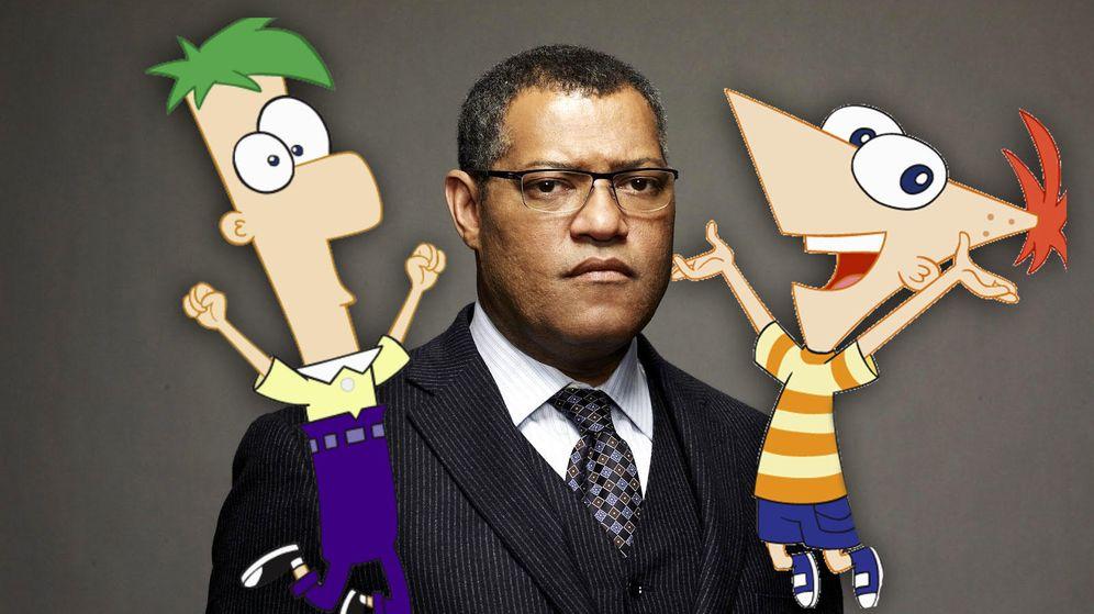 Foto: 'CSI' y 'Phineas y Ferb' (Vanitatis)