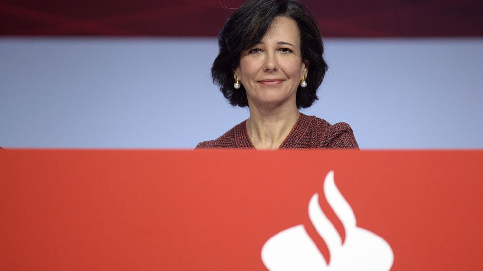 Santander ganó el 22,5% menos hasta septiembre por menos extraordinarios