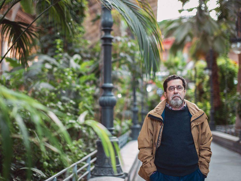 Foto: El periodista Mariano Sánchez Soler. (Foto: Jorge Álvaro Manzano)