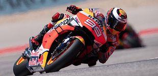 Post de El otro problema de Jorge Lorenzo con Marc Márquez dentro de Honda