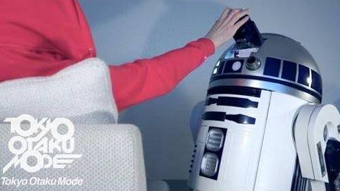 Este R2-D2 en tu nuevo mejor amigo