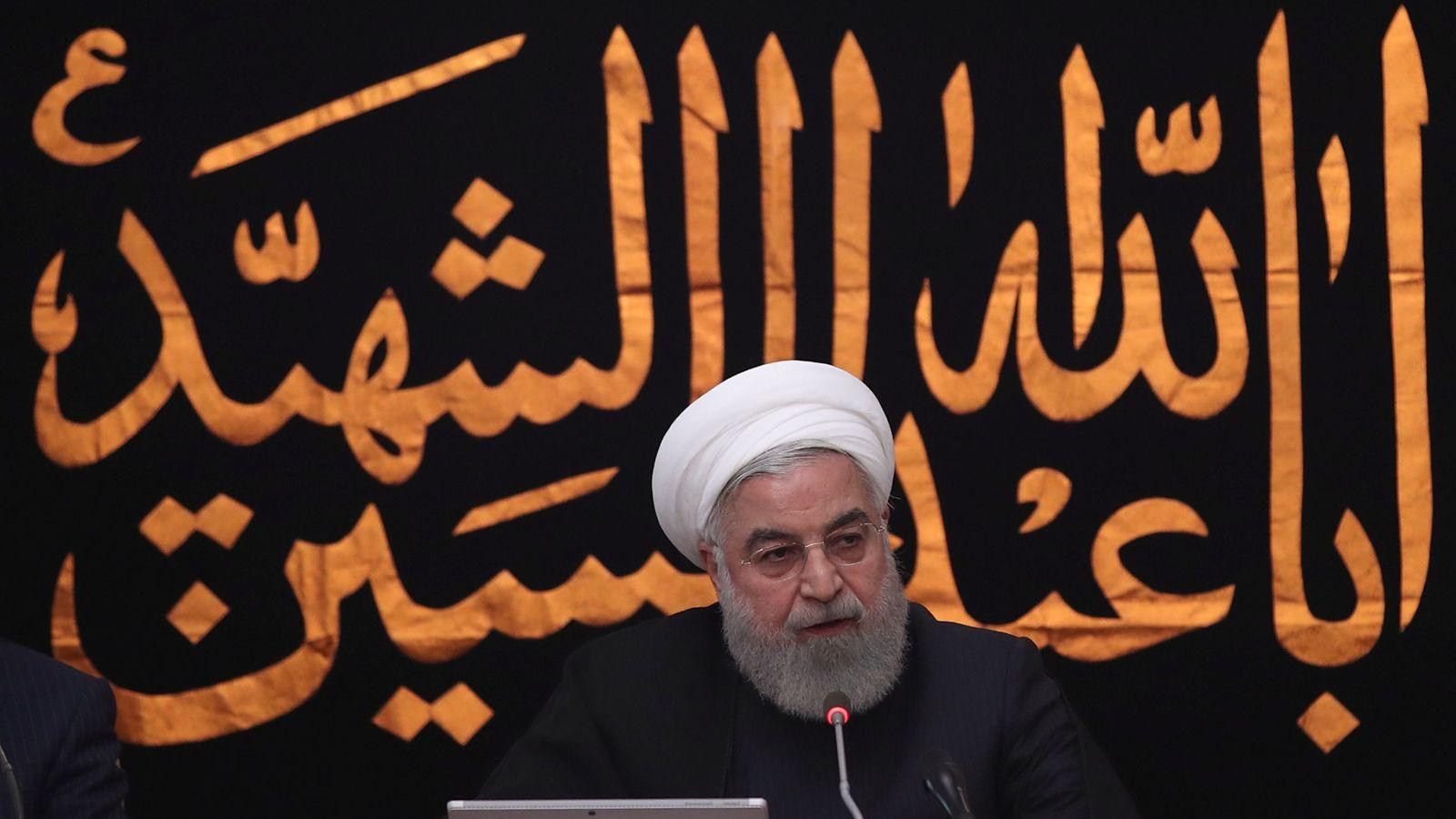 Foto: El presidente iraní, Hasán Rohaní. (Reuters)