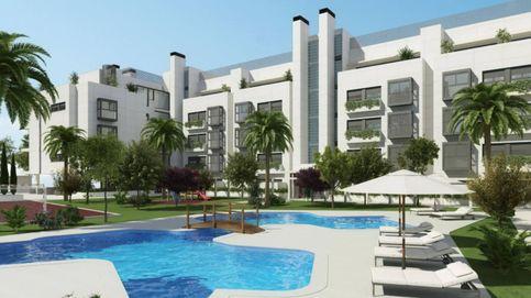 Momentum y HMC se suben a la ola en Valencia con suelo para 112 millones en pisos
