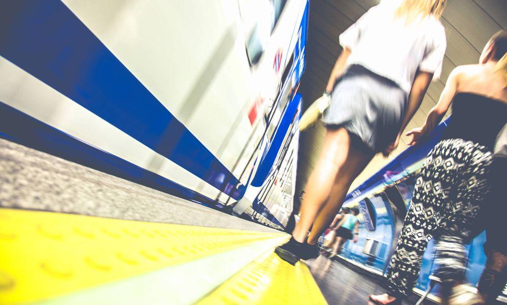 Foto: Cuando el metro se convierte en una ratonera. (iStock)