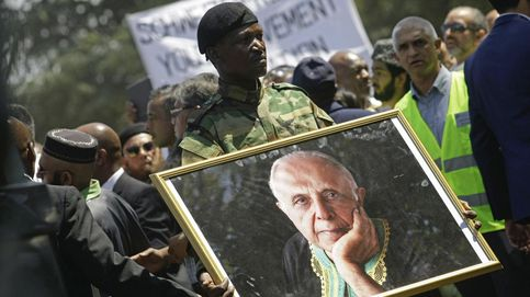 Sudáfrica despide a Ahmed Kathrada