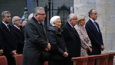 El desaire de Laurent  a sus padres marca el Día del Rey de Bélgica