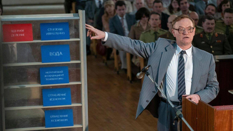 Jared Harris es uno de los protagonistas de 'Chernobyl'. (HBO)