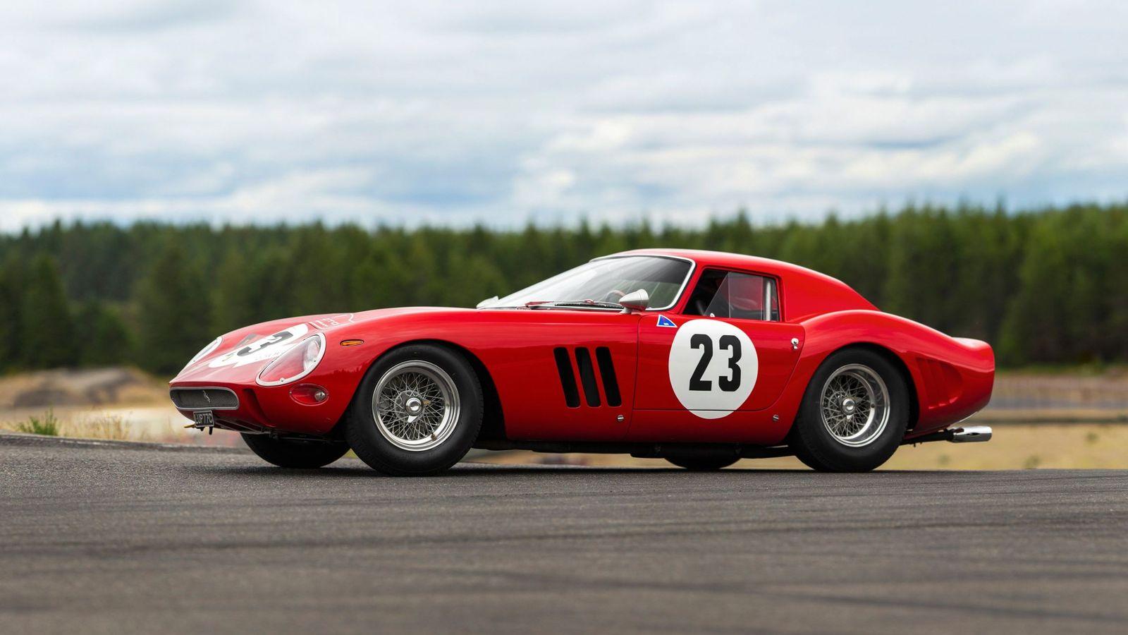 5dddbcf2400 Ferrari  El Ferrari 250 GTO bate un nuevo récord  ya es el coche a subasta  más caro del mundo
