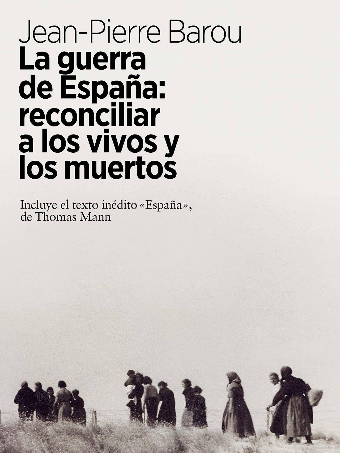 'La guerra de España'. (Arpa)