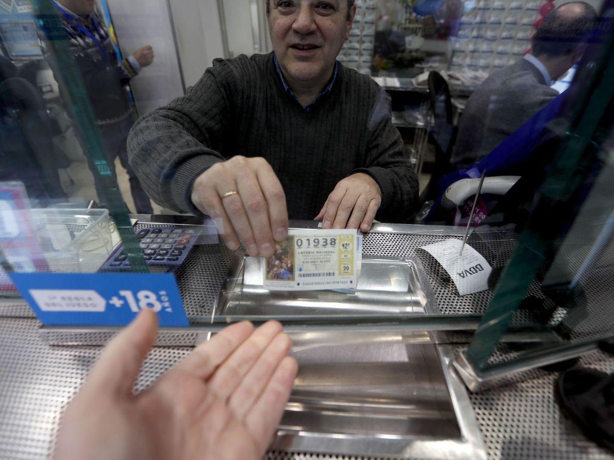 Foto: Administración de Loterías. (Efe)