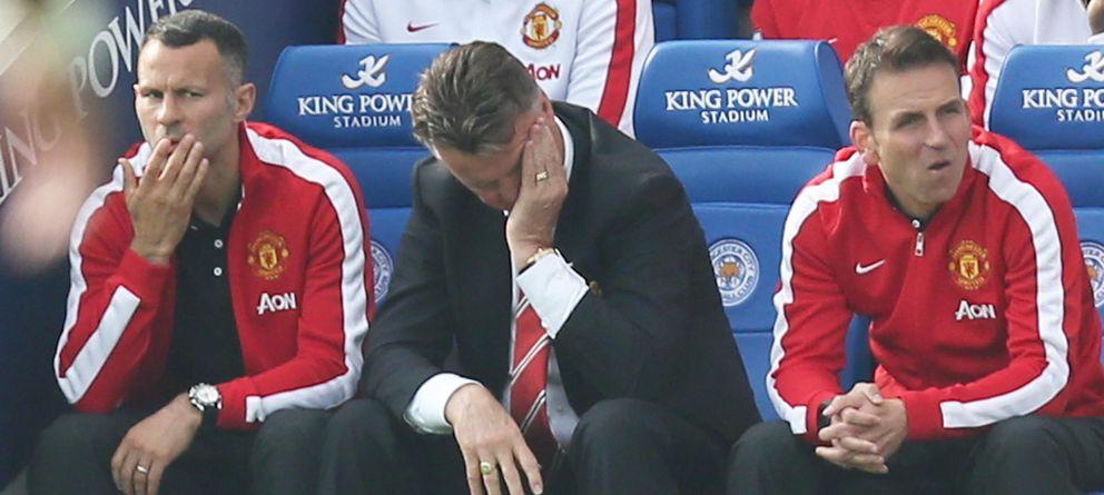 El United se la vuelve al recibir una manita en Leicester tras ir ganando por 1-3