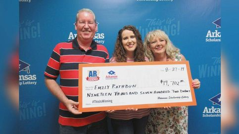 De tal palo, tal astilla: padre e hija ganan la misma lotería