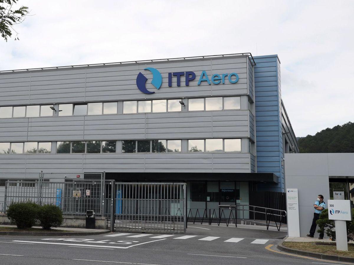 Foto: Sede de ITP Aero. (EFE)