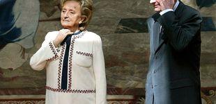 Post de Bernadette Chirac, los dos golpes que han quebrado definitivamente su salud