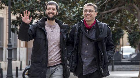 La cúpula Podemos se desentiende de los desvíos de dinero electoral a México
