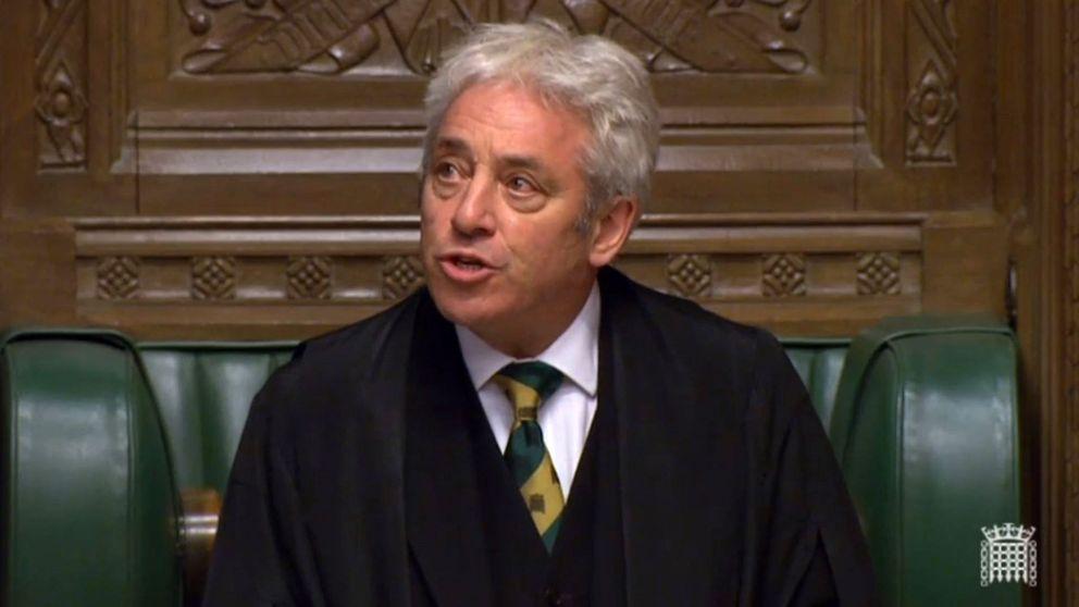 Mr. Speaker se muestra abierto a que Puigdemont hable en Westminster