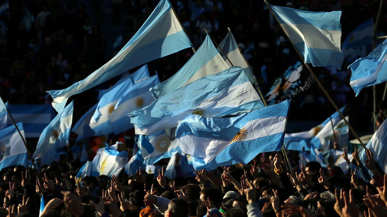 Foto: Manifestación en Buenos Aires. (Reuters)