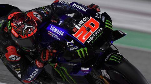 Primer triunfo de la temporada de Quartararo y primer podio del 'Cohete' Martín en MotoGP