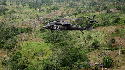 Plan para luchar contra los cultivos ilegales en Colombia