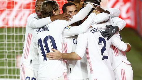 El Real Madrid rompe la imbatibilidad del Atlético y recorta distancias en Liga