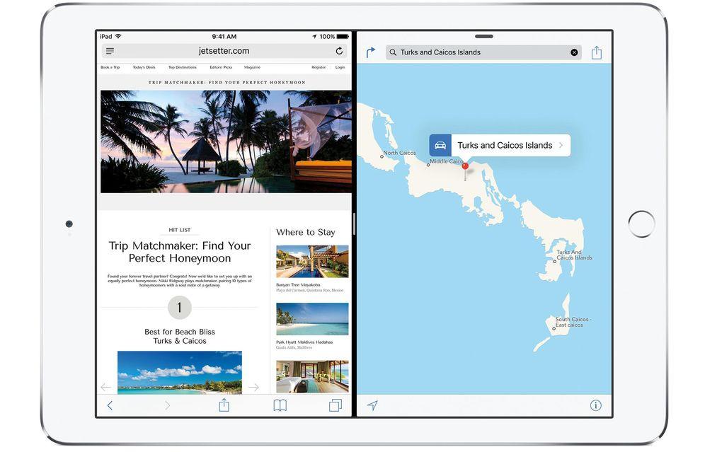 Foto: Apple cree que iOS 9 salvará al iPad, pero no será así