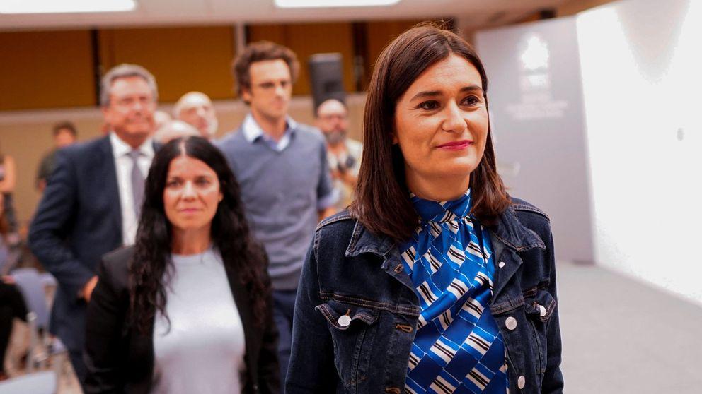 El PSOE recupera a Carmen Montón para la precampaña del 26-M: Nunca me he ido