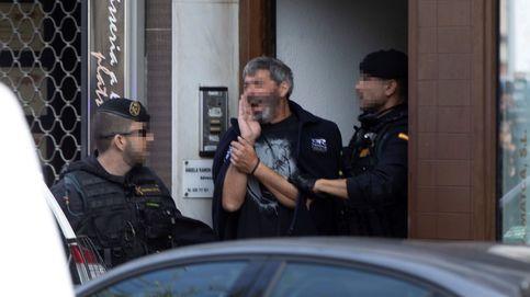 Nueve detenidos en una operación de la Guardia Civil en Cataluña. (EFE)