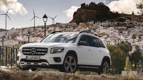 El toque deportivo que añade Mercedes a su todocamino compacto de siete plazas