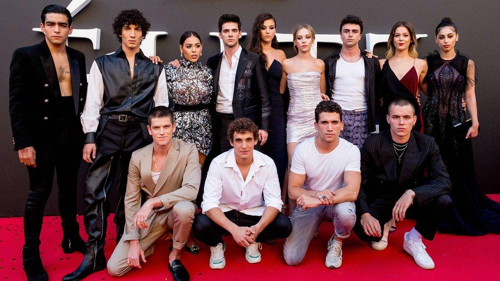 'Élite' estrena segunda temporada y los bolsos de Furla llenan la serie