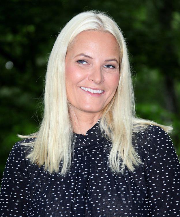 Foto: Mette-Marit, en una imagen de archivo (Gtres)