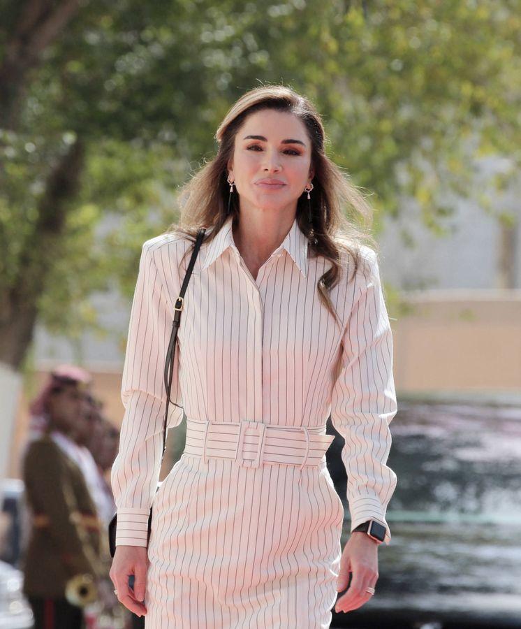 Foto:  Rania, en una imagen reciente. (Getty)