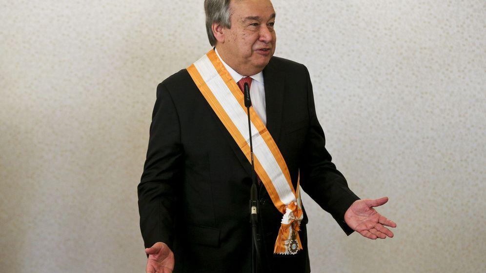 Foto: António Guterres, favorito para ser el nuevo secretario general de la ONU. (EFE)