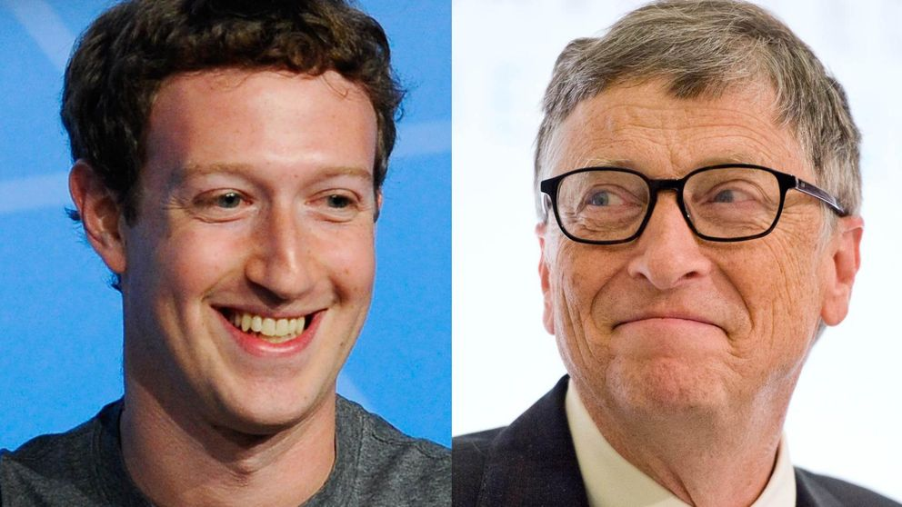Bill Gates y Mark Zuckerberg se unen a favor de las energías limpias